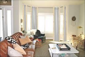 Striped Curtain Panels Horizontal Interiors Marvelous Navy And White Striped Curtain Panels