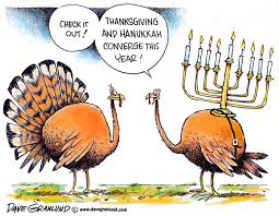 dave granlund editorial and illustrations thanksgiving