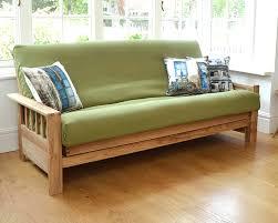 oak futon sofa bed sofa design futon sofa bed covers beautiful and plain style futon