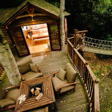 blue forest are renowned experts in luxury treehouses and