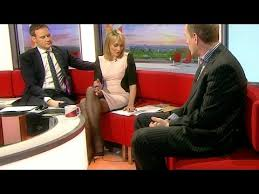 Presenter Louise Minchin In Knee High Leather Boots Sexy Stockings     Twitter Louise Minchin Sexiest Mini Dress Opaque Tights Heels   th Jan