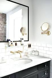 Ebay Bathroom Mirrors Black Bathroom Mirror Ebay Best Images On Marble Bathroom Mirror