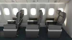 Delta 777 Economy Comfort American Airlines Is Introducing A Real Premium Economy On