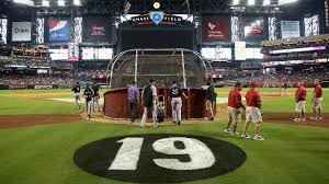 Diamondbacks Stadium Map Arizona Diamondbacks To Install Humidor At Chase Field And