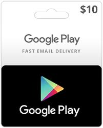 gift card email 10 gift cards play store cards email delivery 10