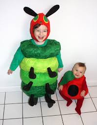 Baby Caterpillar Halloween Costume Costumes Partner Costumes U2014 Homecrafted Halloween Apple Costume