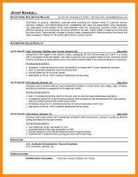 Automotive Sales Resume Furniture Sales Resume Eliolera Com