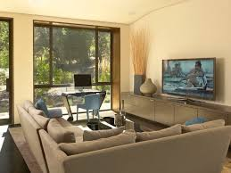 Family Room With Sectional Sofa 65 Inch Tv Family Room Contemporary With Sectional Sofa Blue Desk