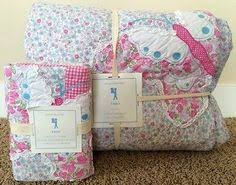 bailey ruffle quilted bedding pottery barn kids std sham for