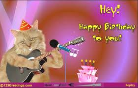 template free birthday ecards singing cats as well happy birthday singing card gangcraft net