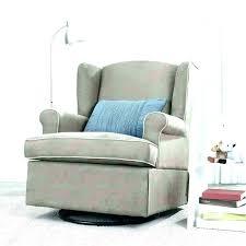 nursery chair and ottoman nursery glider chair rocking chair slider rocking chair target baby
