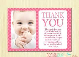 birthday thank you card birthday matching thank you card 4x6 the big one diy