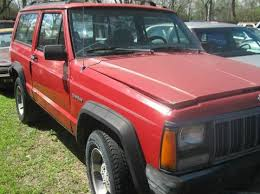 red jeep cherokee 1994 jeep cherokee for sale carsforsale com