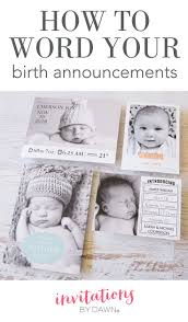 birth announcement wording the 25 best birth announcement wording ideas on birth