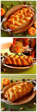 pumpkin challah autumn recipe