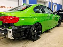 java green bmw bmw e92 java green полная окраска кузова автомобиля