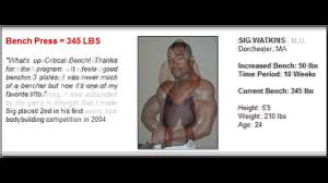 critical bench program the fastest way to increase your bench