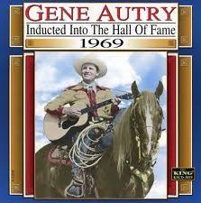 gene autry album cds ebay