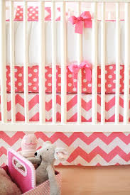 pink ziggy crib bedding set rosenberryrooms com