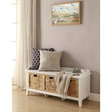 home decorators collection toy white play place storage bench