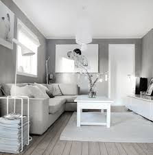 Black And White Living Room Ideas by