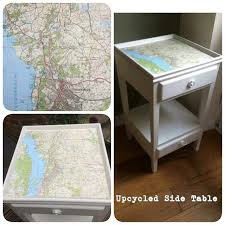 Upcycled Side Table 10 Best Our Upcycled Furniture Images On Pinterest Upcycled