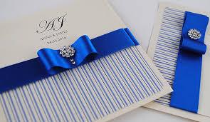 Royal Blue Wedding Invitations New Design Coco Mono Wedding Invitation Boutique
