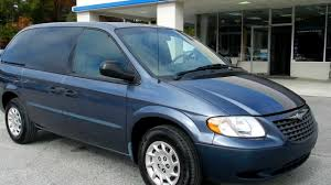 chrysler minivan 2002 chrysler voyager mini van charleston used cars south carolina