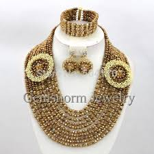 wedding gold sets aliexpress buy unique coffee gold bridal