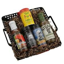 grilling gift basket bbq gifts armadillo pepper