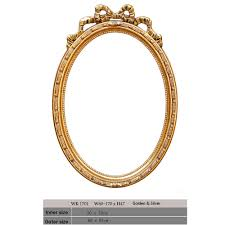 Oval Mirrors For Bathroom compare prices on framed oval bathroom mirrors online shopping