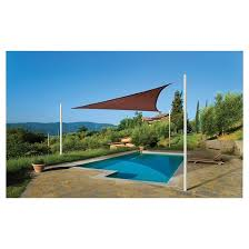Triangle Awnings Canopies Shelter Logic Sun Shade Sail Triangle Canopy Target