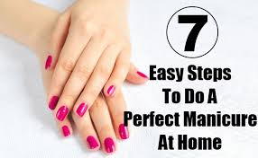 manicure steps with pictures u2013 great photo blog about manicure 2017