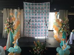 package c dessert buffet with flowers flower shop in cebu