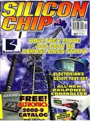 chip magazine silicon chip magazine 2008 09 sep free download borrow and