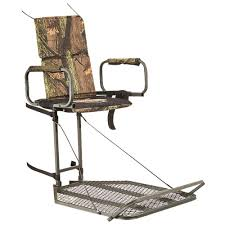 deluxe hang on tree stand sale 54 99 w free shipping ebay