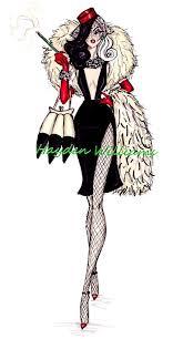 Cruella Vil Halloween Costumes 20 Cruella Deville Ideas Cruella Deville