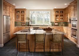 cuisine contemporaine bois massif cuisine contemporaine en bois massif decoration interieur