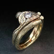 natural wedding rings images Natural wedding rings natural engagement rings kijani wedding set jpg