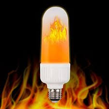 led flame effect fire light bulbs texsens led flame effect light bulb e26 led flickering flame light