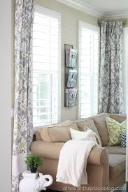 Short Curtains For Living Room by Best 25 Corner Curtains Ideas Only On Pinterest Corner Curtain