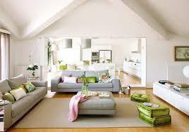frech livingroom inspiration design with white wallpaper for