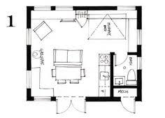 sle house plans 192 sq ft studio cottage this would a really idea to