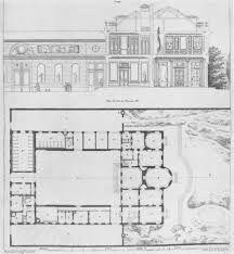 Floor Plan With Elevation by
