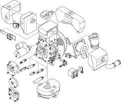 b series small diesel engine single cylinder engine hatz diesel
