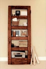 Door Bookshelves by Best 25 Solid Wood Bookshelf Ideas On Pinterest Secret