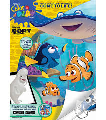 disney finding dory color u0026 trace joann