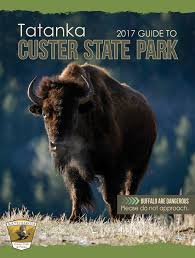 sd gfp state parks directory custer state park campgrounds