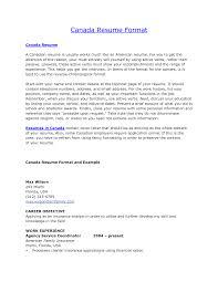 Resume Template Usa Usa Resume Builder Resume Cv Cover Letter Resume Sle Canada