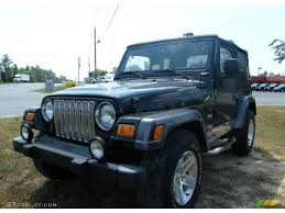 2004 black jeep wrangler columbia edition 4x4 36856538 gtcarlot